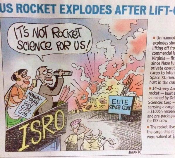 Hindustan-Times-joke-on-Antares