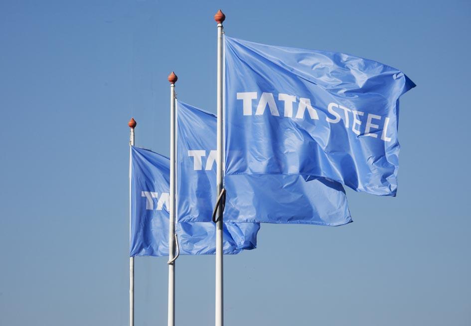 Tata Steel flags LR